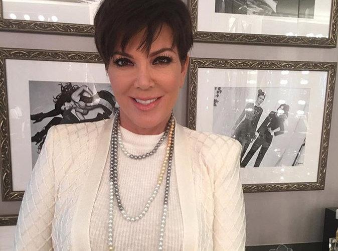 Mode : Kris Jenner: Elle lance sa marque de bijoux!
