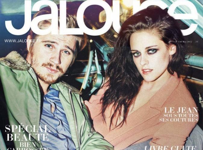 Mode : Kristen Stewart, une beauté libertine en couverture du magazine Jalouse !