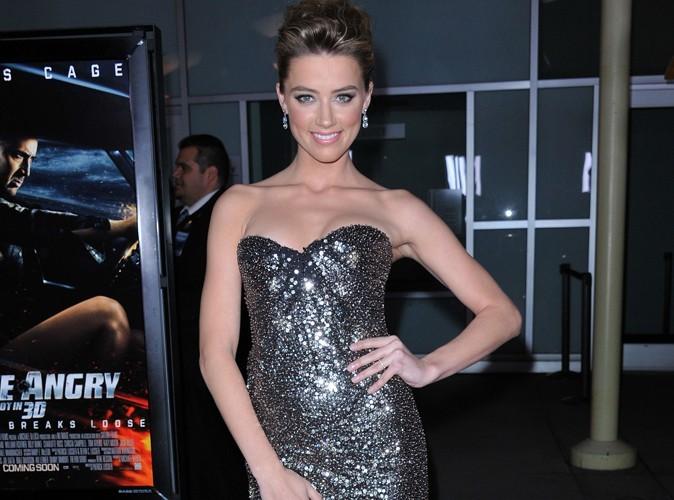 Mode : l'actrice Amber Heard est la nouvelle égérie de Guess !