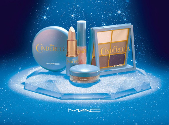 Mode : La collection capsule MAC :  le rêve se poursuit avec Cendrillon !