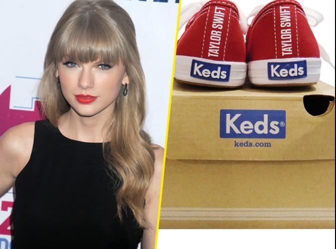 Mode : la marque de chaussures Keds réédite l'un de ses modèles pour l'anniversaire de Taylor Swift !