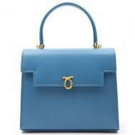 Launer London bag version bleu
