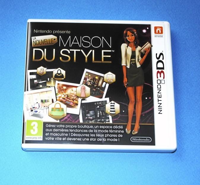 Jeu vidéo La nouvelle maison du style, Nintendo 3DS 39,90 €