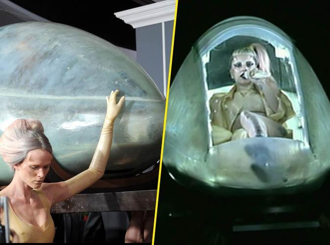 """Mode : Lady Gaga aux MTV Video Music Awards : """"Je viendrai cette année en oeuf au plat!"""""""