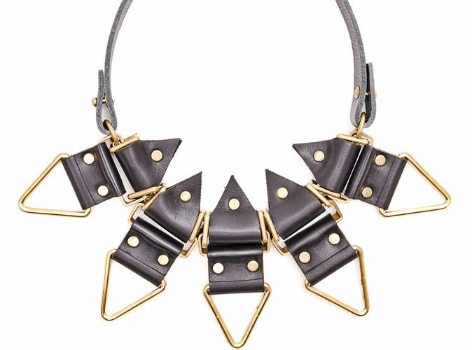Mode : le collier plastron !