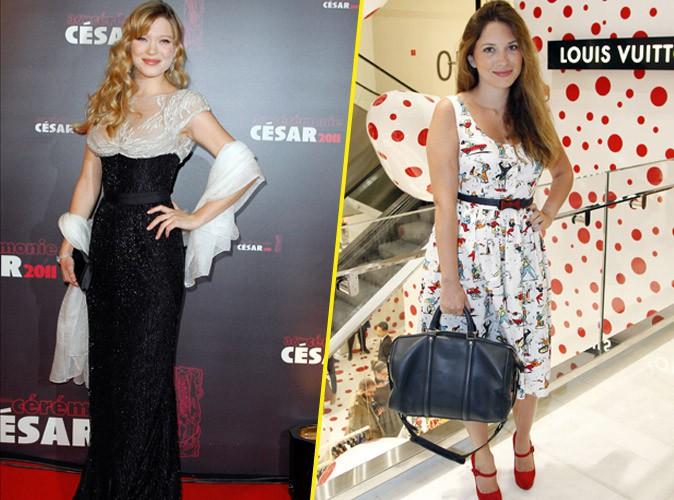 Mode : Léa Seydoux : son look, elle le doit à soeur Camille, sa styliste personnelle !