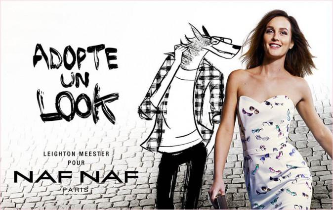 Décontractée, cette robe est parfaite pour les rues de Paris !