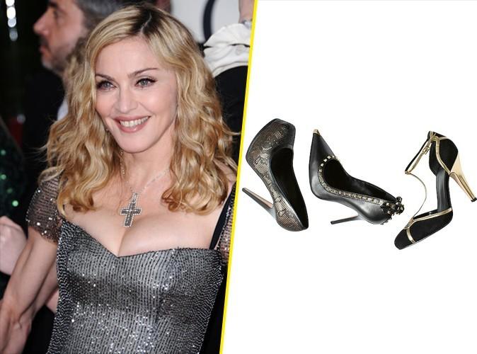 Mode : Madonna a trouvé chaussure à son pied !