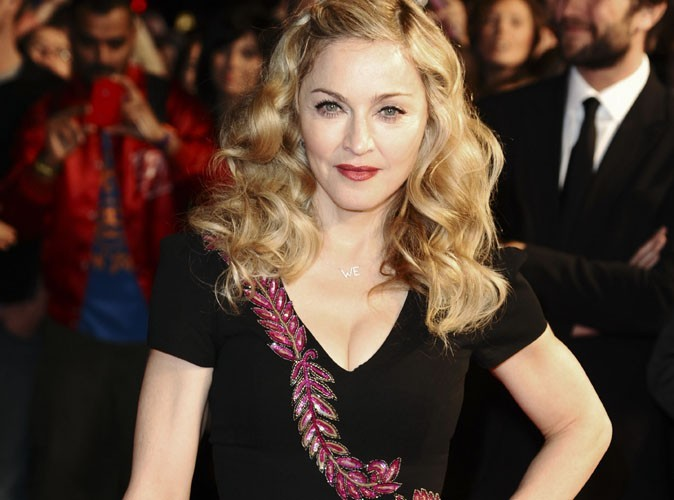 Mode : Madonna lance une nouvelle collection de vêtements !