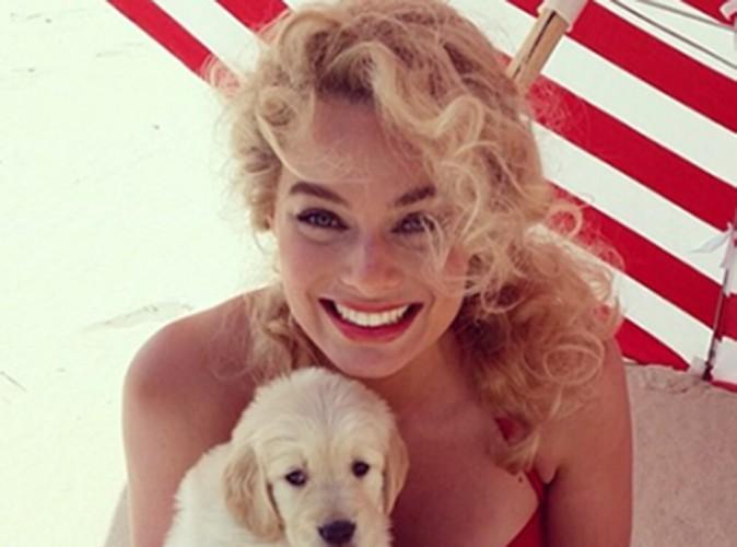Mode : Margot Robbie : elle redevient blonde pour Vanity Fair !