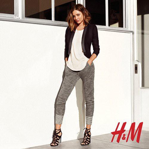 Miranda Kerr : découvrez sa toute première campagne pour H&M !
