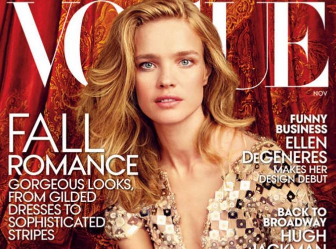 Mode : Natalia Vodianova : sublime pour Vogue à l'Opéra de Paris !