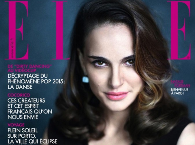 Mode : Natalie Portman : L'intello d'Hollywood prend la pose en Dior pour ELLE !