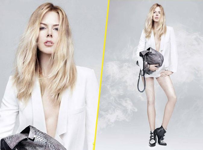Mode : Nicole Kidman : rebelle et glam rock pour Jimmy Choo !