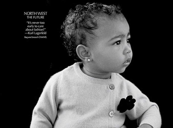 Mode : North West : elle fait ses premiers pas… dans la mode !