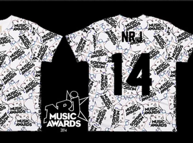 Mode : NRJ et Elevenparis offrent une édition limitée de T-shirts pour les NRJ Music Awards 2014 !