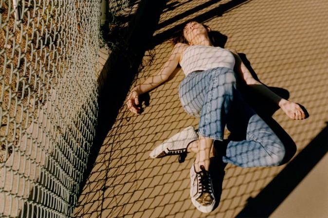 Mode : Photos : Gia Coppola : douce égérie de la collab Rodarte x Superga !