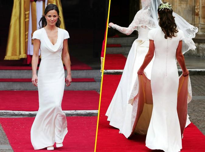 Mode : Pippa Middleton : elle parle encore de ses fesses rebondies !