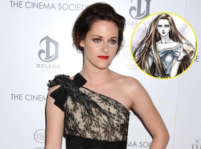 Mode : Quel designer pour la robe de mariée de Kristen Stewart dans Twilight ?