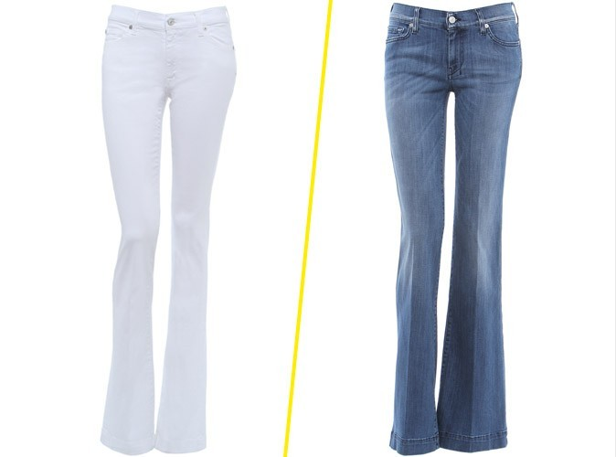 Mode : quel jean flare 7 For All Mankind êtes-vous ?