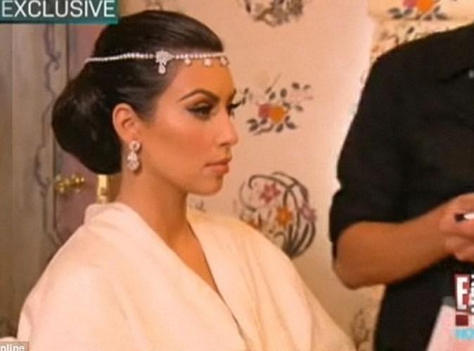 Mode : qui voudra porter la robe de mariée de Kim Kardashian ?