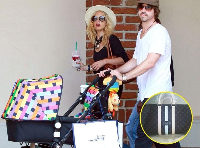 Mode : Rachel Zoe offre un sac Louis Vuitton à son fils pour ses... 4 mois !