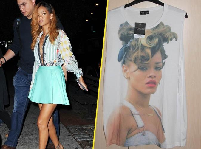 Mode : Rihanna : elle traîne Topshop en justice et réclame 5 millions de dollars !