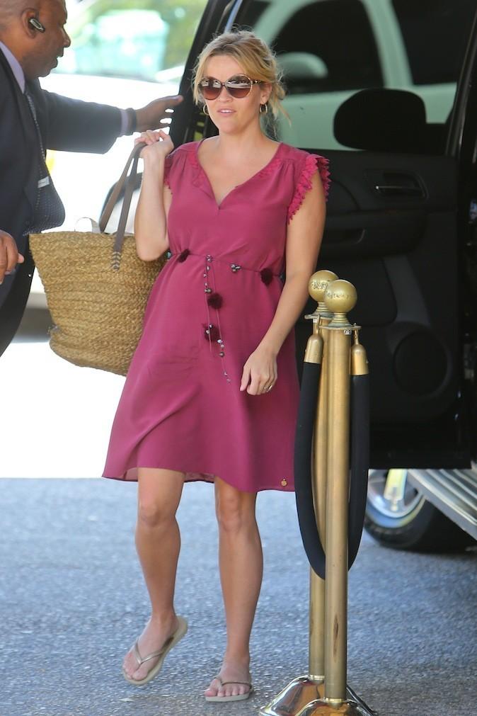 Reese Witherspoon en look estival !