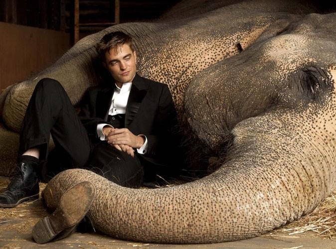 Mode : Robert Pattinson porte des slips vieux de 80 ans dans son nouveau film !
