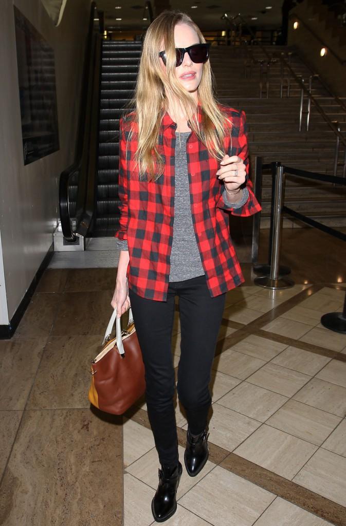 Kate Bosworth : la chemise