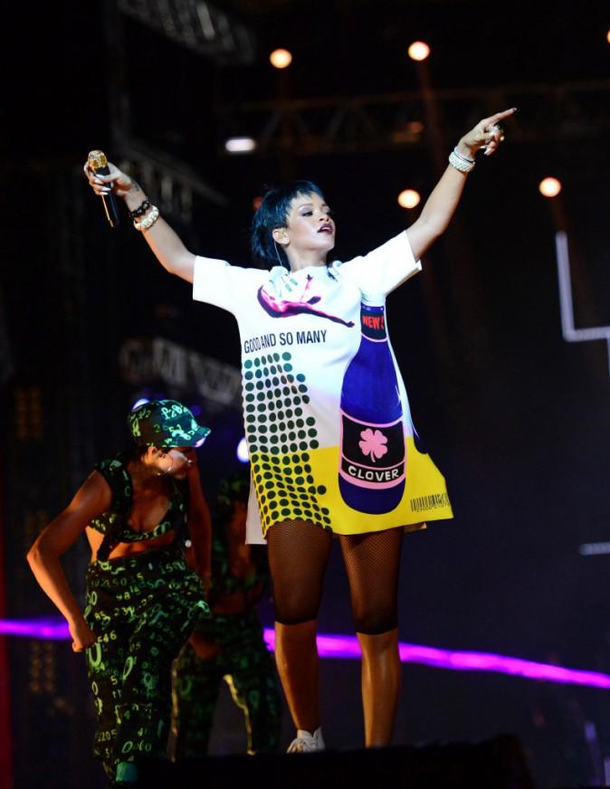 Rihanna : l'arty