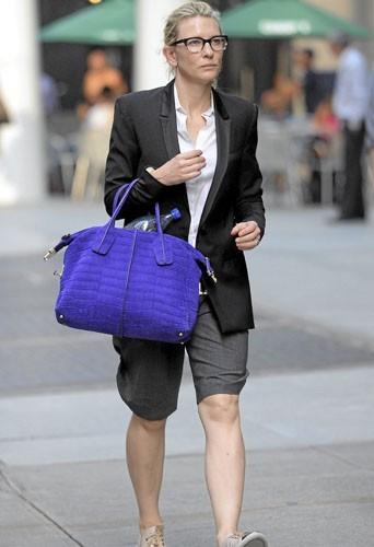 Rachel Zoe et son Givenchy