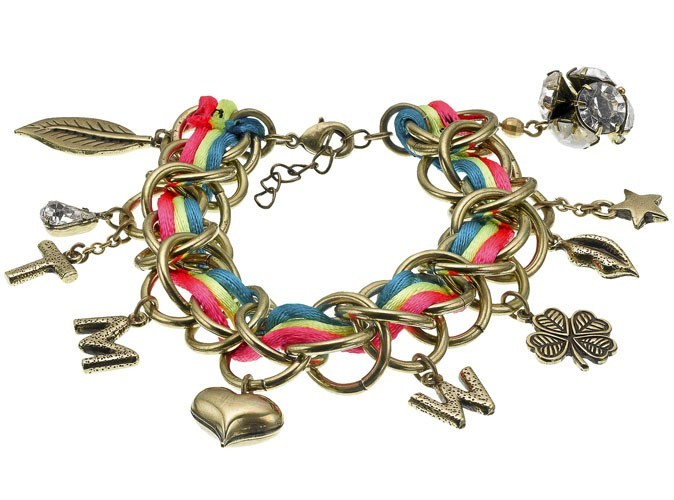 Mode : un bracelet Accessorize & Matthew Williamson pour la bonne cause !