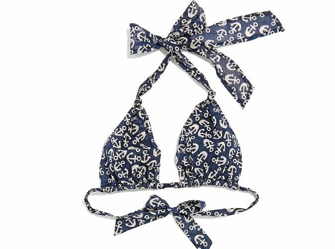 Mode : un maillot de bain marin pour cet été chez Navy !