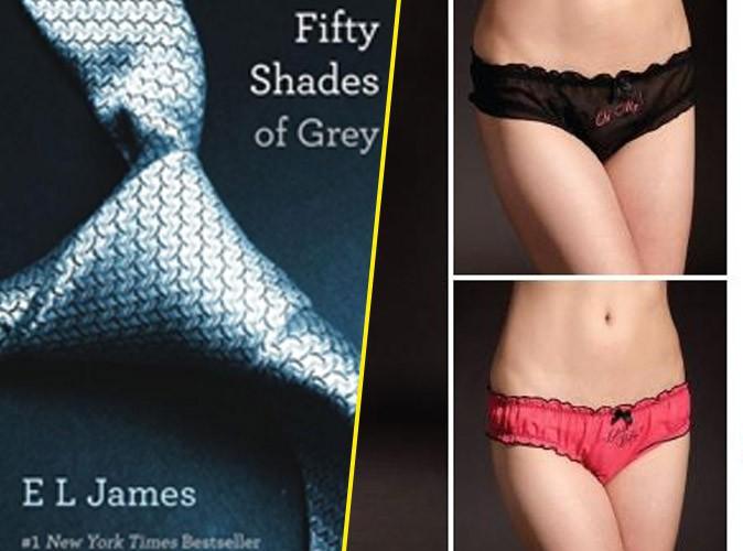 Mode : une collection de lingerie tout droit sortie du livre Fifty Shades of Grey !