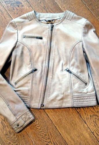 Mode : une veste en cuir Korintage tendance et écolo !