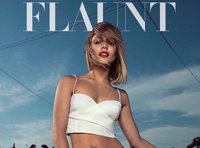 Mode : Vanessa Hudgens se la joue bad-girl pour Flaunt !
