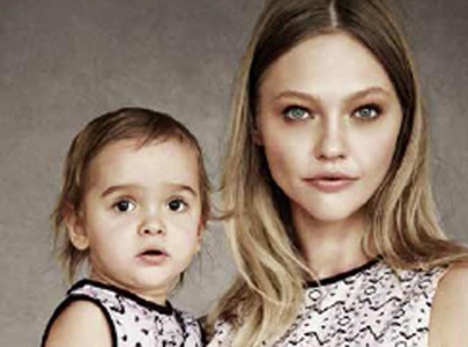 Mode : Victoria Beckam : un duo mère/fille pour la bonne cause !