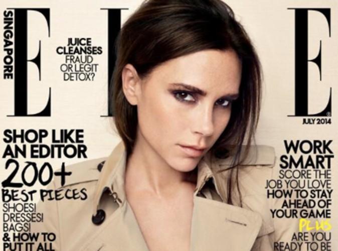 """Mode : Victoria Beckham : """"Je veux que les femmes se sentent au top. Je veux rendre les femmes puissantes"""" !"""