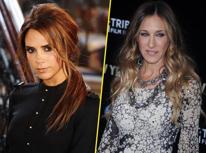Mode : Victoria Beckham & Sarah Jessica Parker vont-elles créer une ligne de vêtements ensemble ?