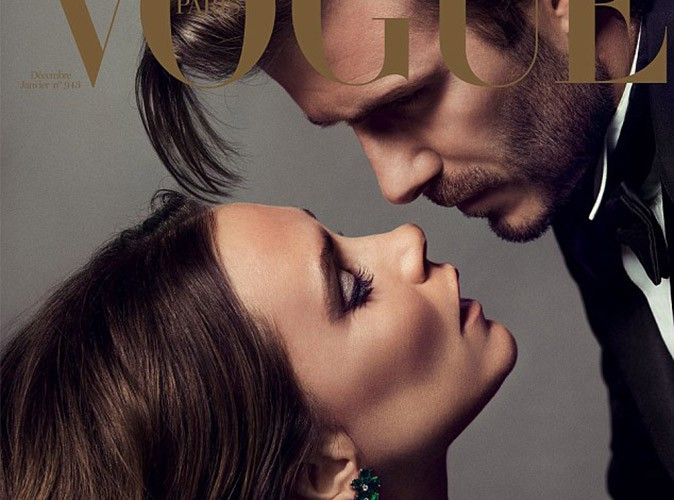 Mode : Victoria Beckham, star du numéro de Noël de Vogue Paris !