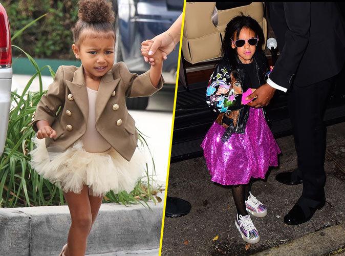 Mode : Vos enfants pourront bientôt s'habiller comme North West et Blue Ivy !