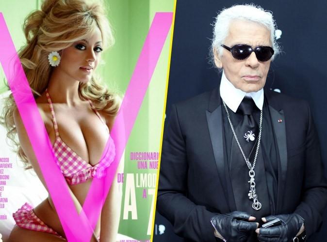 Mode : Zahia, nouvelle muse de Karl Lagerfeld !