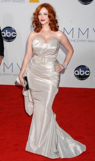 Lors des Emmy Awards 2012