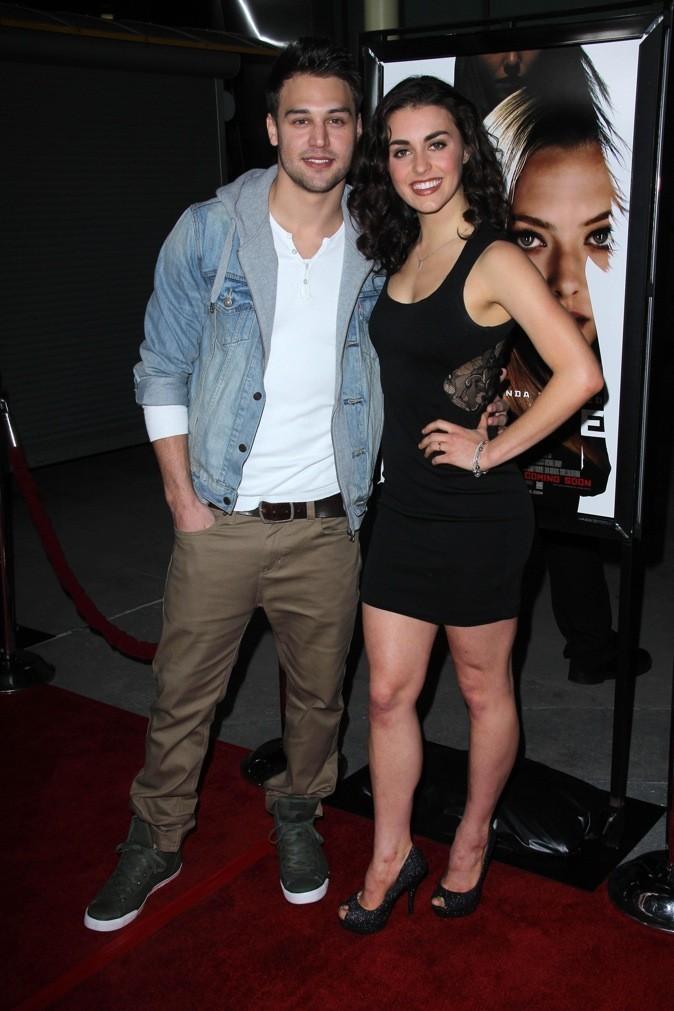Ryan Guzman et Kathryn McCormick !