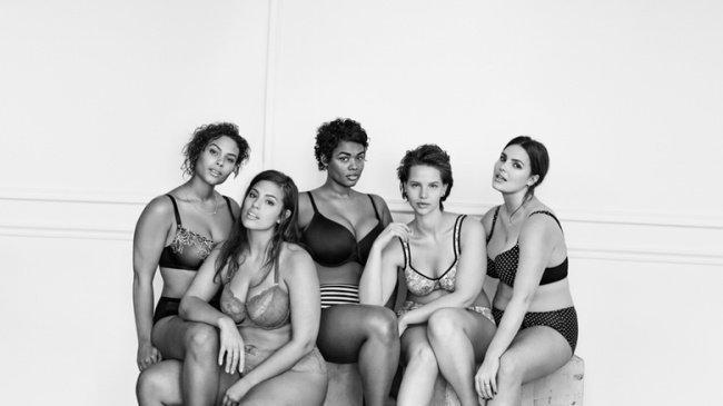 Photos : Pas mannequins Victoria's Secret et fières de l'être !