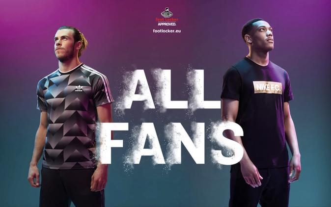 """Photos : Quand Anthony Martial et Gareth Bale rendent leurs fans complètement """"foot"""" !"""