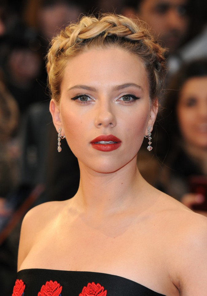Photos : Scarlett Johansson : ses incroyables confessions au Daily Mail !
