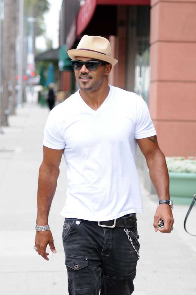 Shemar Moore, so sexy !