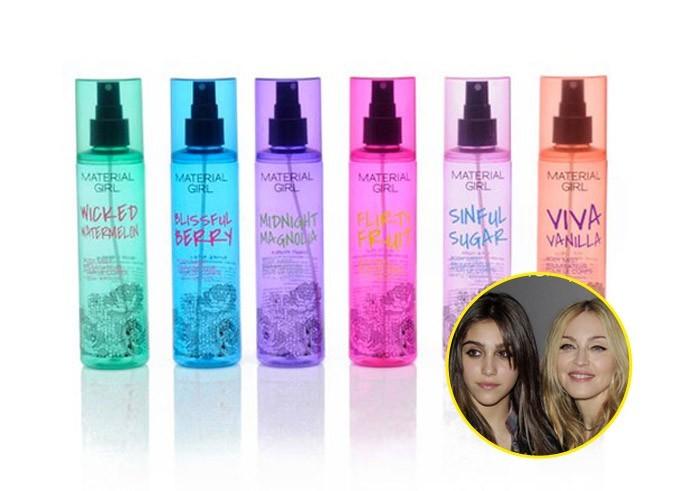 Beauté : Les Material Girls Madonna et Lourdes se mettent au make-up !